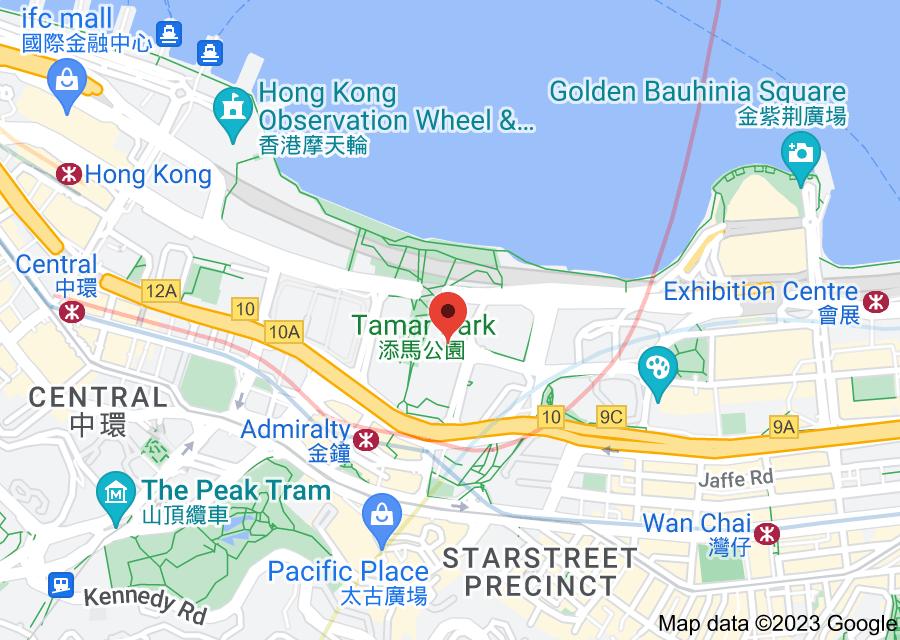 Location of Legislative Council Complex
