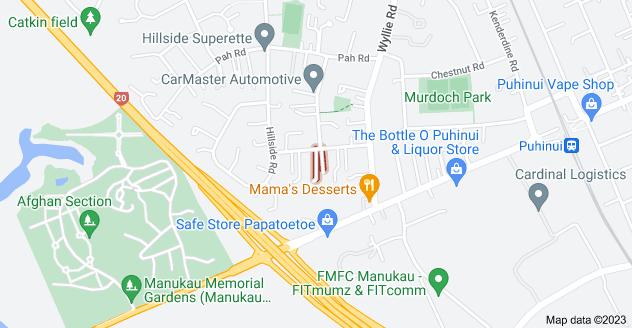 Location of Millennium Place