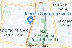 اجاره آپارتمان مبله در تهران پونک
