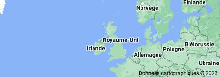 Location of Royaume-Uni