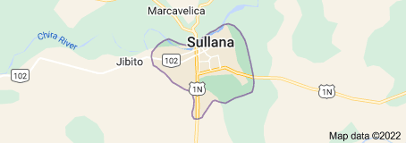 Location of Sullana