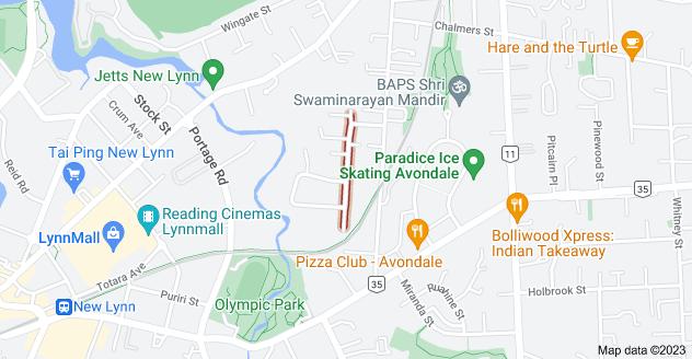 Location of Arran Street