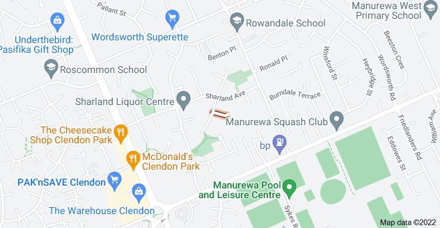 Location of Ririno Place