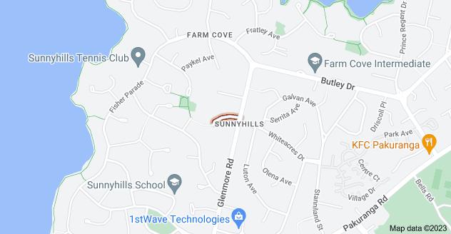 Location of Hamish Place