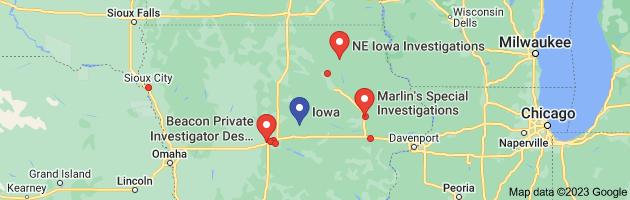 Iowa private investigators