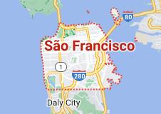 Location of São Francisco