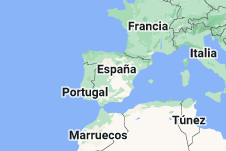 Location of España