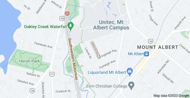 Location of Renton Road
