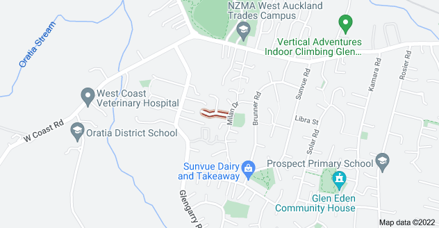 Location of Plumstead Rise
