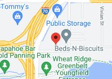 Map of Wheat Ridge Head Start