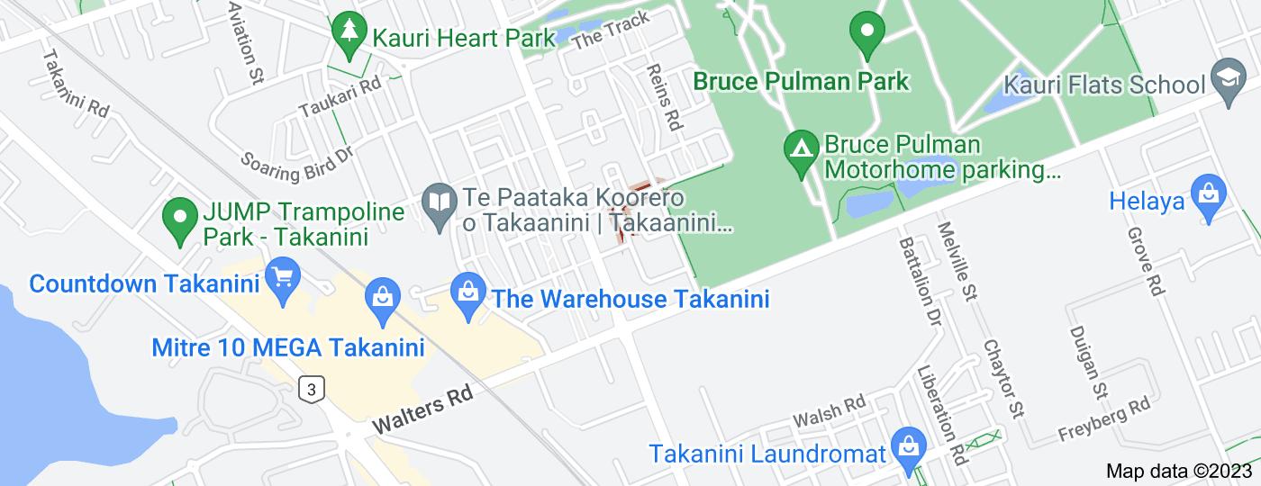 Location of Calumet Way