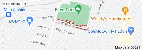 Location of Reimers Avenue