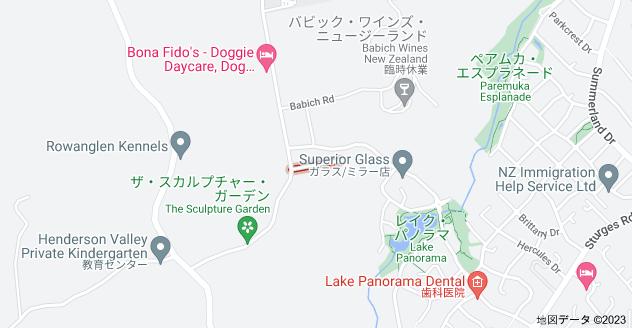 Location of タスマン・アベニュー