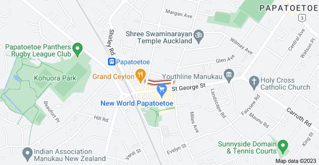 Location of Webster Lane