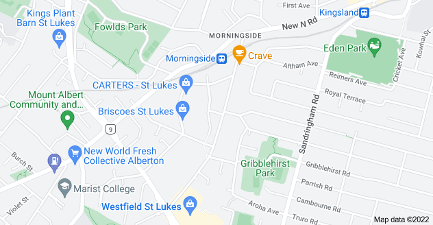 Location of Argyle Street