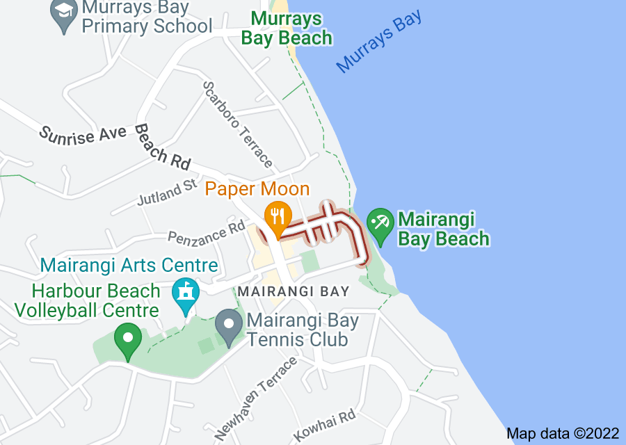Location of Montrose Terrace