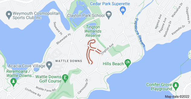 Location of Lothian Brae