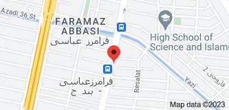 Map of Saadat Tabakhi