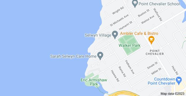 Location of Saint Martins Walk