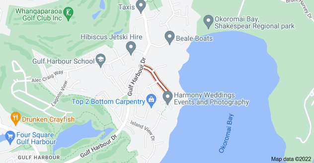 Location of Clansman Terrace