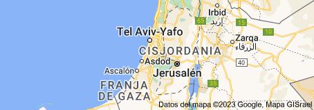 Location of Estado de Palestina
