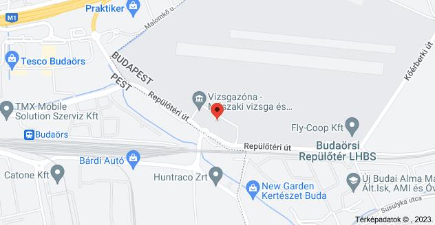 Budapest, Repülőtéri út 2a, 1112 térképe