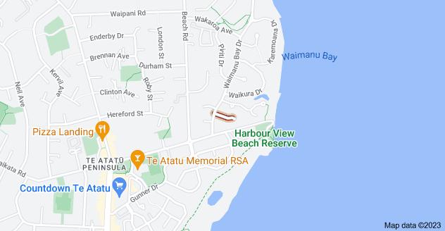 Location of Parani Court