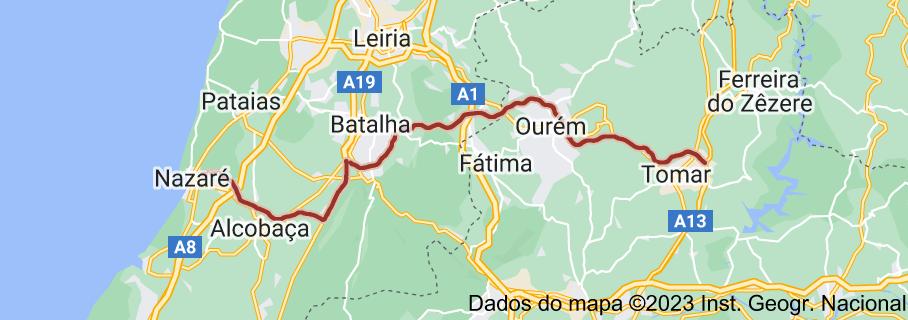 Mapa de IC9