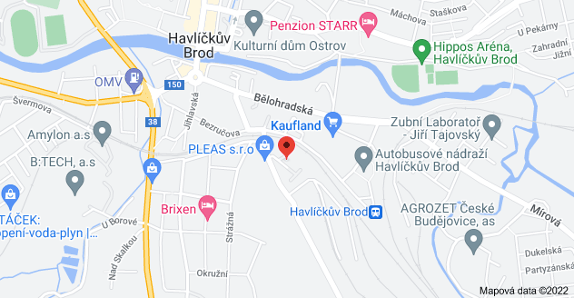 Pobočka Havlíčkův Brod