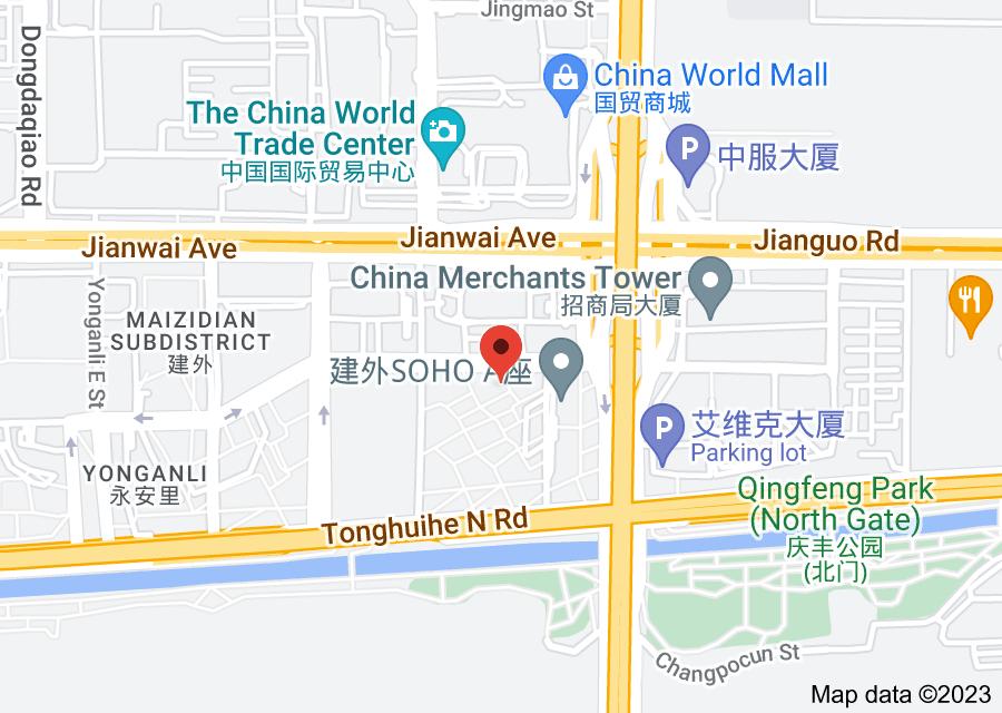 Location of Wofule (China) Limited Company