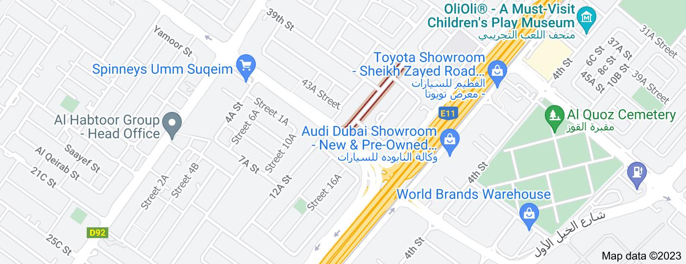 Location of 18 C Street