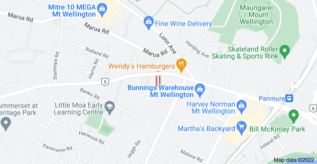Location of Clare Place
