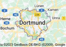 Location of Dortmund