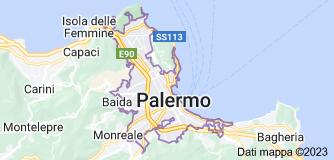 Mappa di: Palermo