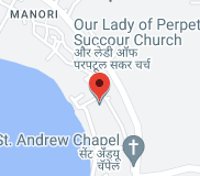 Map of Our Lady of Perpetual Succour Church