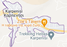Kaart van Karpenisi