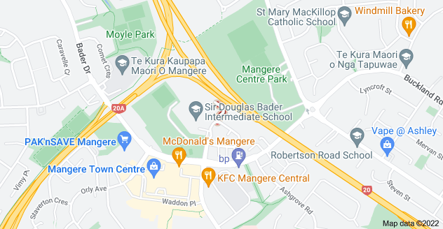 Location of Mikasa Place