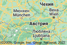 Location of Австрия