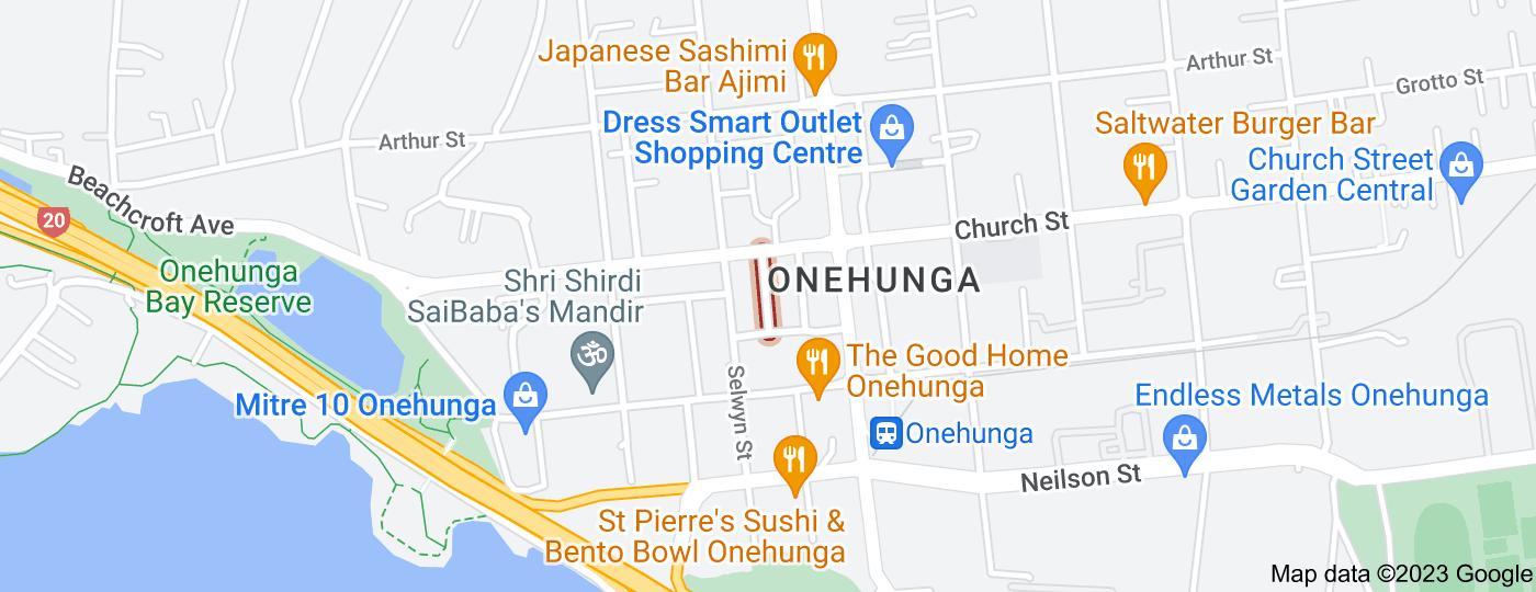 Location of Lower Municipal Place