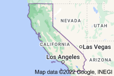 Location of California