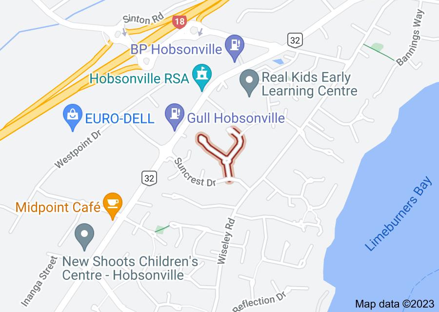 Location of Connemara Court