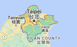 Location of 新北市
