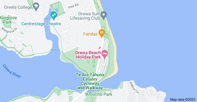 Location of Loop Road