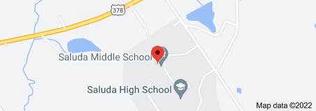 Map of Saluda Middle School
