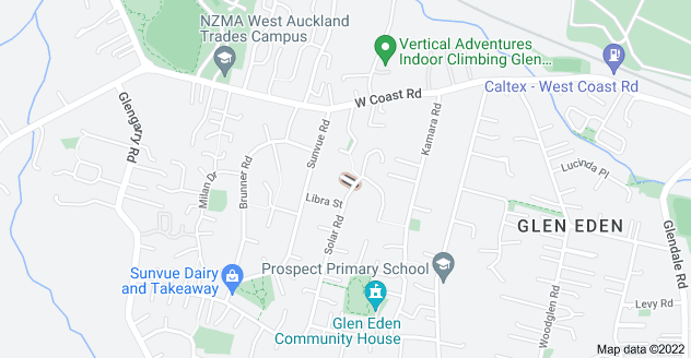 Location of Surman Place