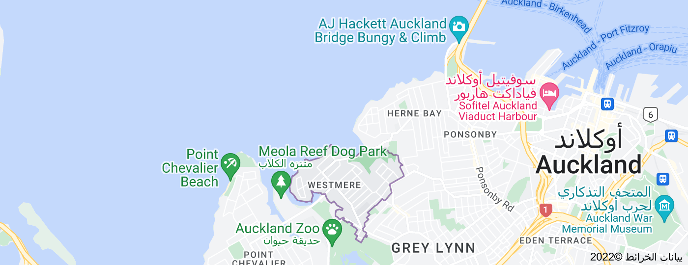 Location of Westmere