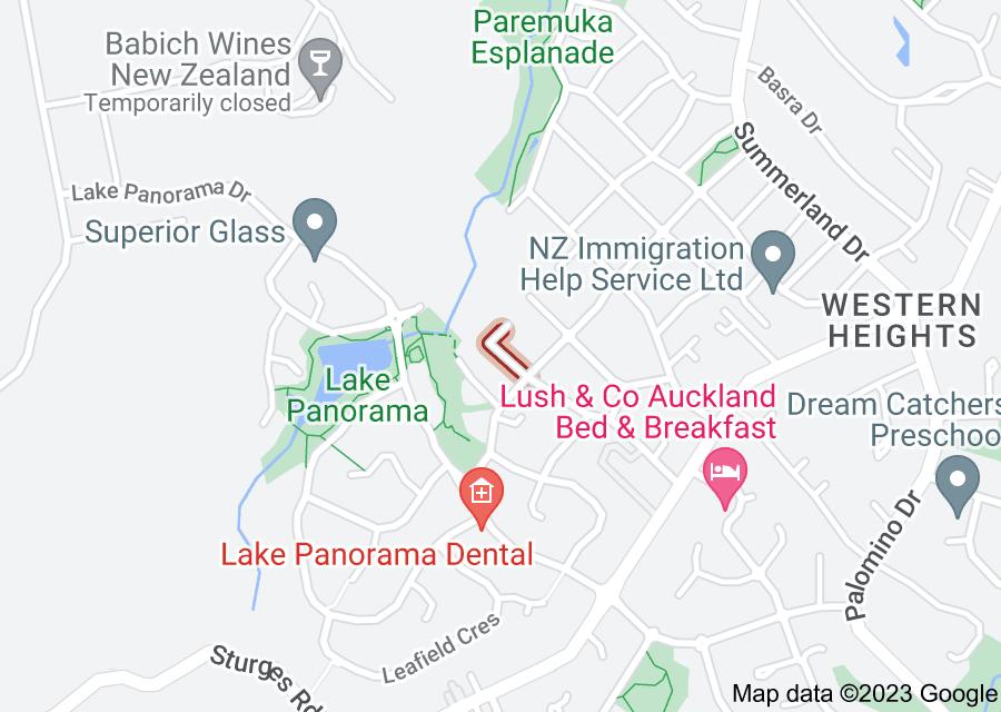 Location of Xena Way