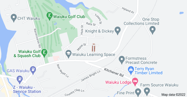 Location of Miro Place