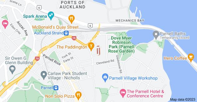 Location of Watt Street