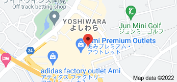 Location of Ami Premium Outlets购物中心